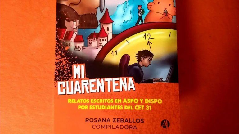 Presentan libro de microrrelatos sobre la cuarentena