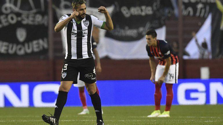 Piñero Da Silva vuelve a entrenar a la par del plantel