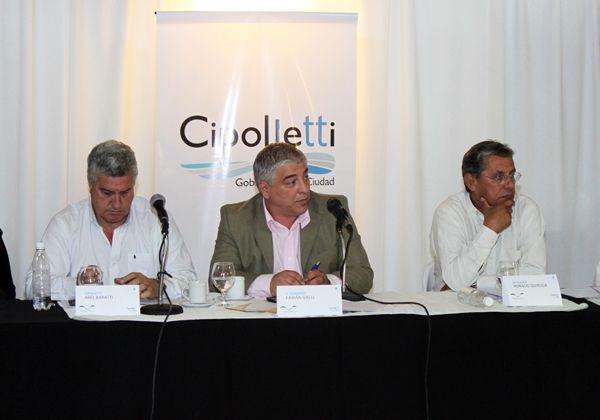 Asociación de Municipios busca financiamiento para la concreción de proyectos en la región