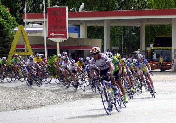 Dos etapas de ciclismo en ruta