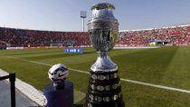 la conmebol bajo a la argentina y la copa america no tiene sede