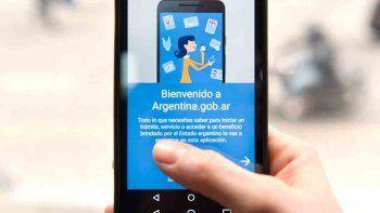 Con una App, podés consultar si sos beneficiario de algún plan social del Gobierno