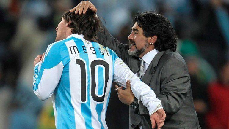 Copa América: el homenaje de TyC a Diego que eriza la piel