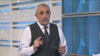 Preocupación por el estado de salud de Ricardo Canaletti