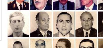 La Jefatura de Policía honra a jefes de la dictadura