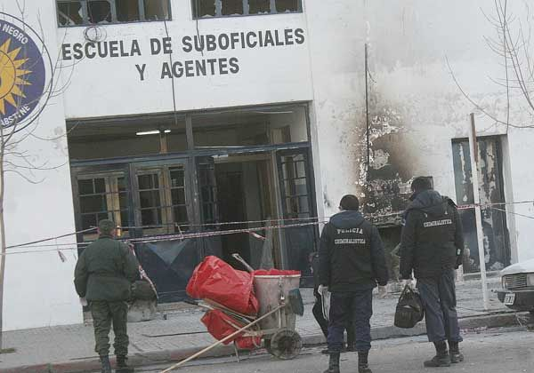 No descartan que Montecino haya planeado el atentado