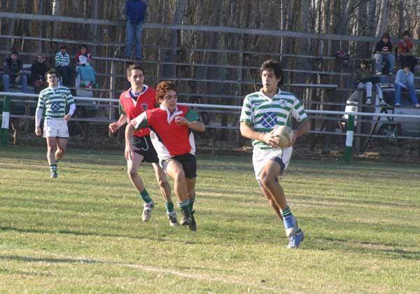 Seven de la República, pre Selección de la Unión de rugby del Alto Valle