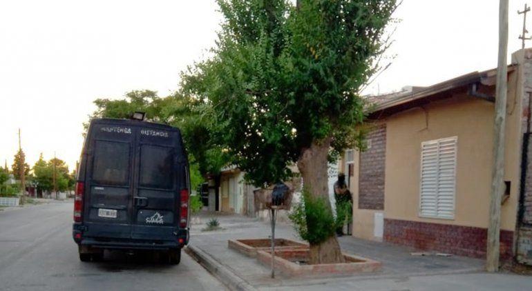Amenazas, fuego y un allanamiento que involucra a un Montecino