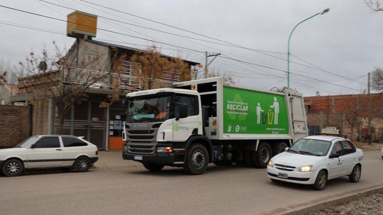 El 24 de marzo también será feriado para retirar la basura
