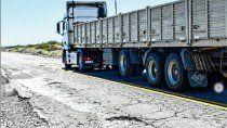 matzen: el estado de la ruta nacional 151 es calamitoso