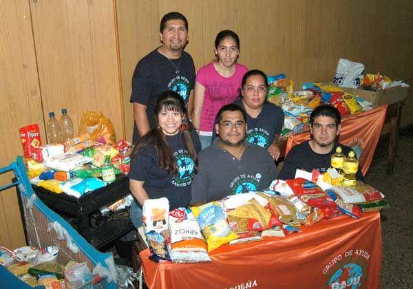 Familias disfrutaron de espectáculo y colaboraron con iniciativa de CAJU