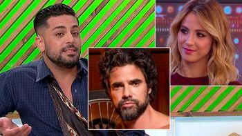 Facu Mazzei, sobre Flor Vigna y Castro: Ella se está comiendo al churrasco de la Argentina