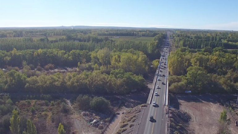 Así fue el tránsito por el Tercer Puente por el corte de autoconvocados