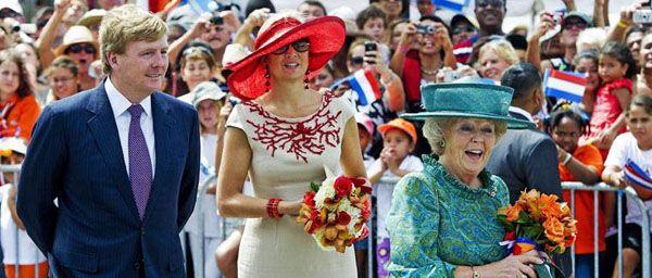 Máxima Zorreguieta será la nueva reina de Holanda