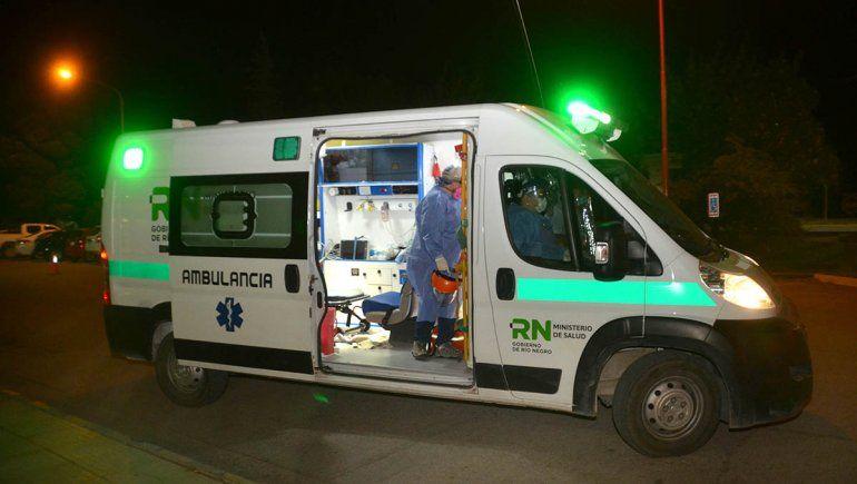 Así fue el intenso operativo sanitario para recibir a los egresados con Covid-19
