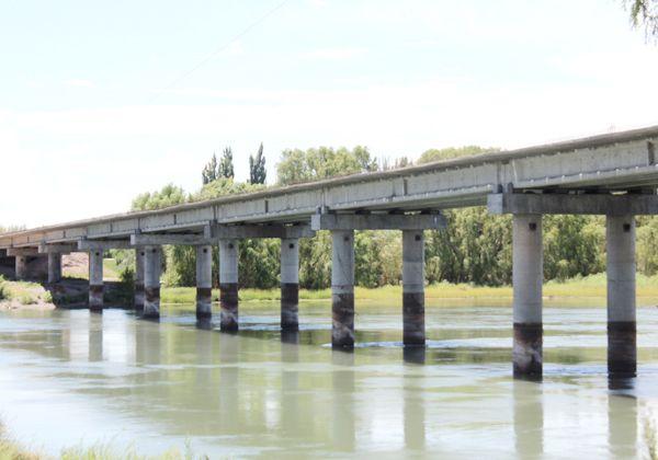 Este año se reiniciarán las obras en el puente de la Isla Jordán