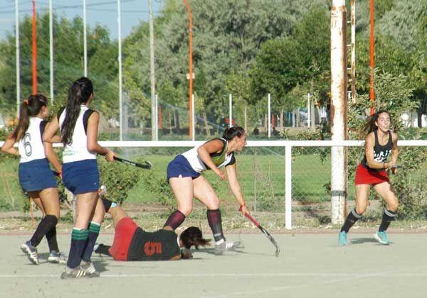 """""""La Furia"""", en el hóckey femenino"""