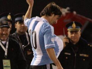 España: anuncian que el hijo de Lionel Messi nacerá el fin de semana
