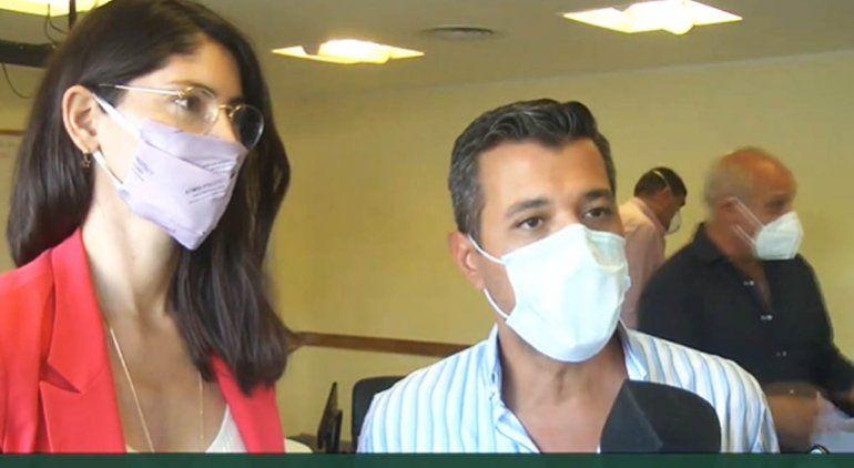 Natalia Minguez y Diego Croce estarán a cargo de la unidad de trasplante.
