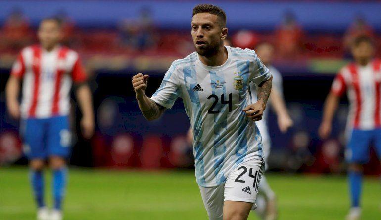 ¡Grande Pa-Pu! Con gol de Gómez, Argentina clasificó a los cuartos de final