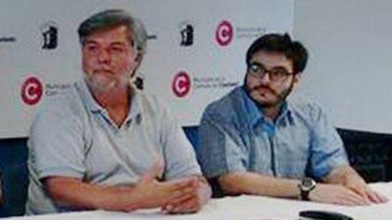 Ocampos se encargó de destacar el encuentro del FER en la ciudad.