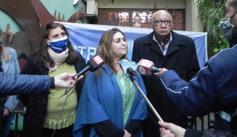 Una cipoleña lidera el sindicato nacional de enfermería