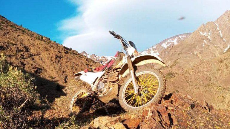 Un ovni sorprendió a un motociclista en el norte neuquino