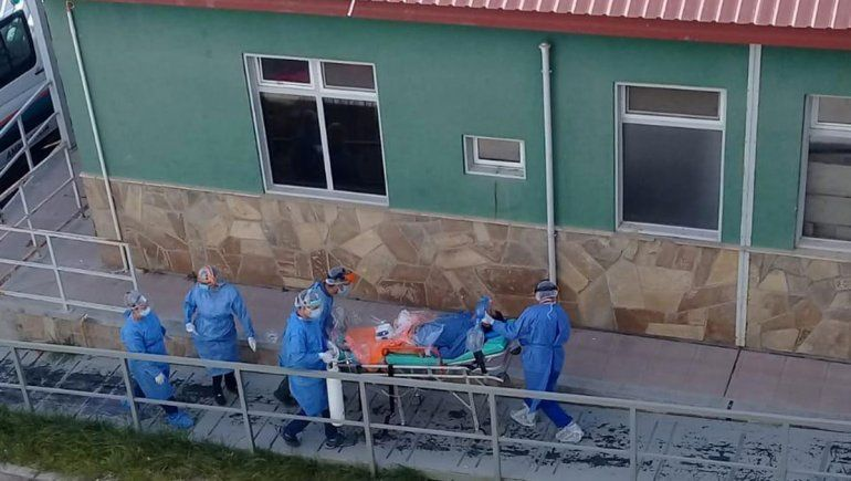 Triste récord en Neuquén: hubo 22 muertos por COVID en un día