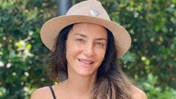 Luciana Aymar fue mamá de Lupe y la mostró en Instagram