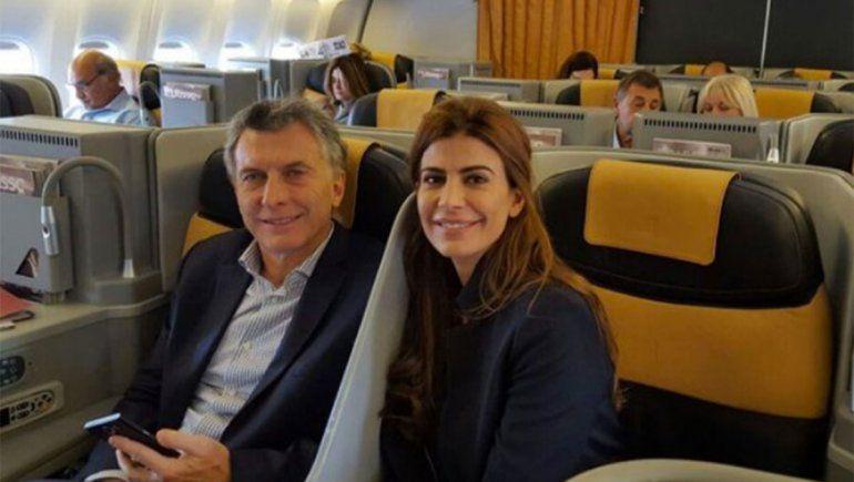 ¿Crisis en la pareja de Mauricio Macri y Juliana Awada?