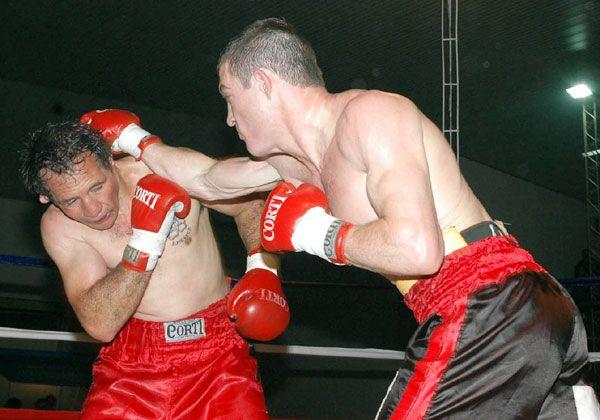 Box profesional en Fernández Oro