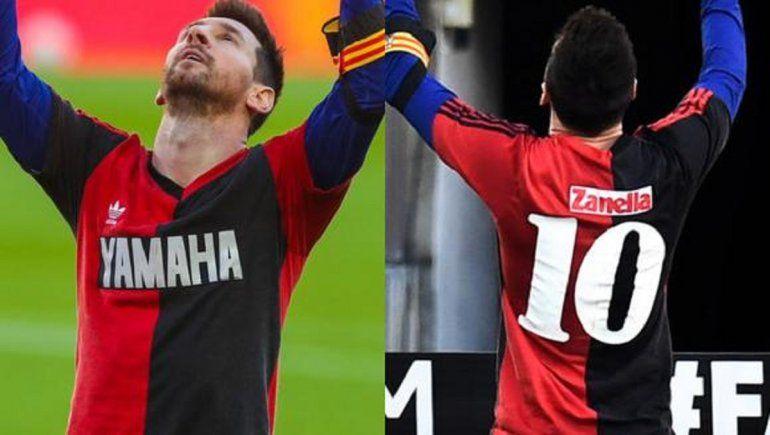 La Liga multó a Messi con 600 euros por el homenaje a Diego y estallaron los memes