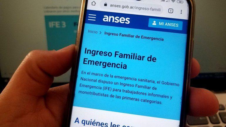 Nuevo IFE: ante la segunda ola, el Gobierno analiza su aplicación