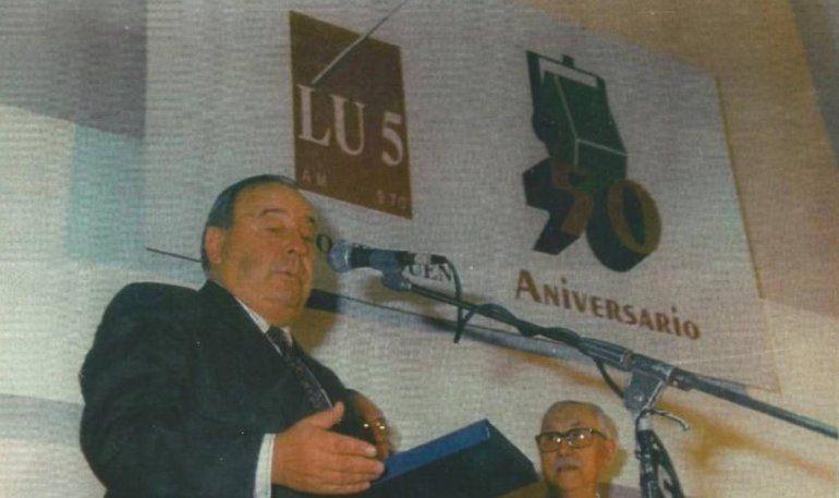 Néstor Francisco Radivoy: un hombre de la radio