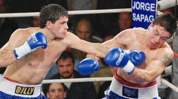 Boxeo profesional en Fernández Oro