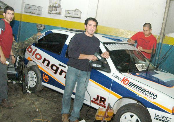 La 2ª fecha del Rally  Regional fue postergada