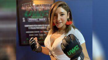 Silvana Gómez Juárez, del rugby al octágono: será la primera argentina en la UFC