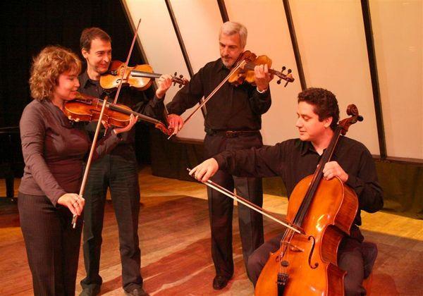 Cuarteto de Cuerdas en Cipolletti