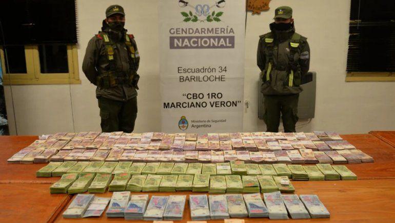 Piden informe sobre la funcionaria detenida con $3 millones