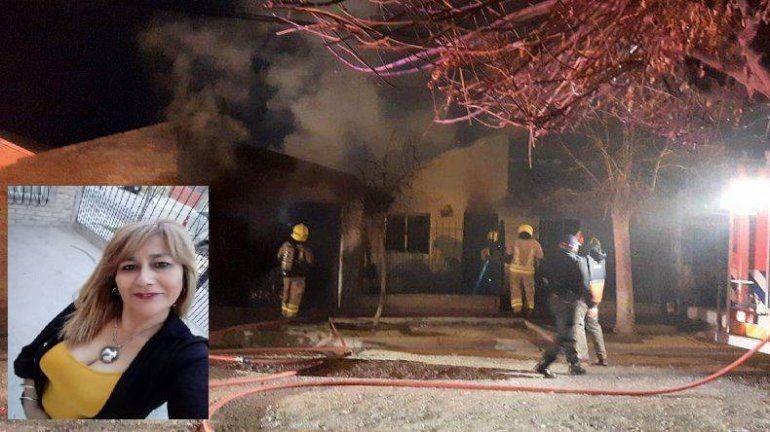 Murió la mujer que sufrió graves quemaduras en la explosión del CGT