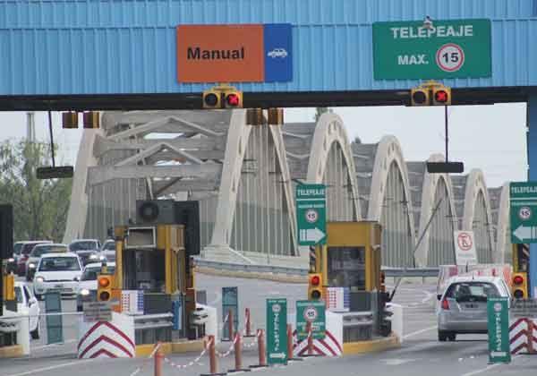 Quedó fuera del aumento el peaje Cipolletti-Neuquén