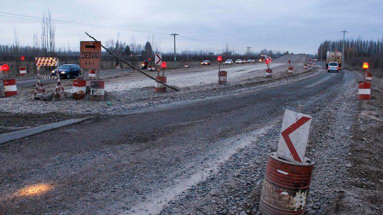 Habilitarán un nuevo puente de la autopista Ruta 22