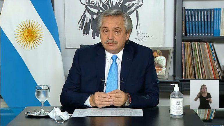 Una por una, las medidas que anunció Alberto Fernández hasta el 21 de mayo