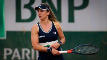 Nadia Podoroska ya tiene rival en la próxima ronda del Roland Garros