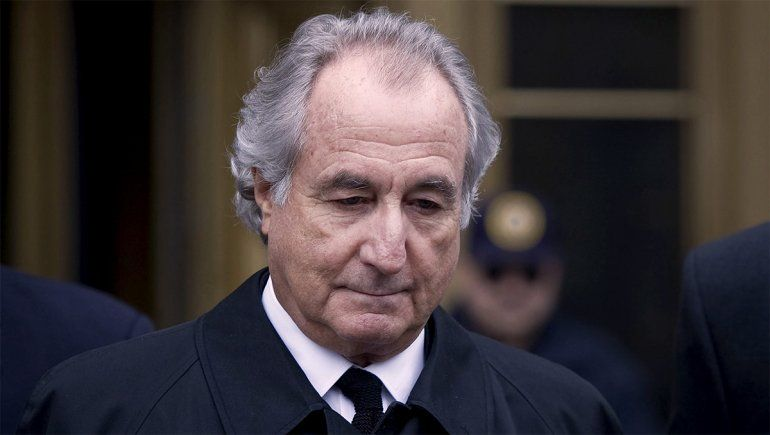 Murió el estafador más grande de la historia, Bernie Madoff