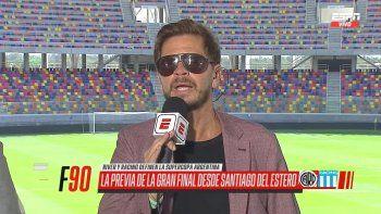 Vignolo mandó a los jugadores de Boca al museo del club
