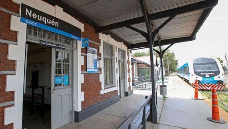 Nación autorizó la construcción de las estaciones del tren interurbano hacia Plottier
