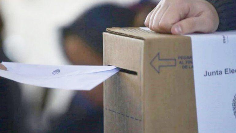 PASO: todo lo que tenés que saber sobre el proceso de votación en Río Negro