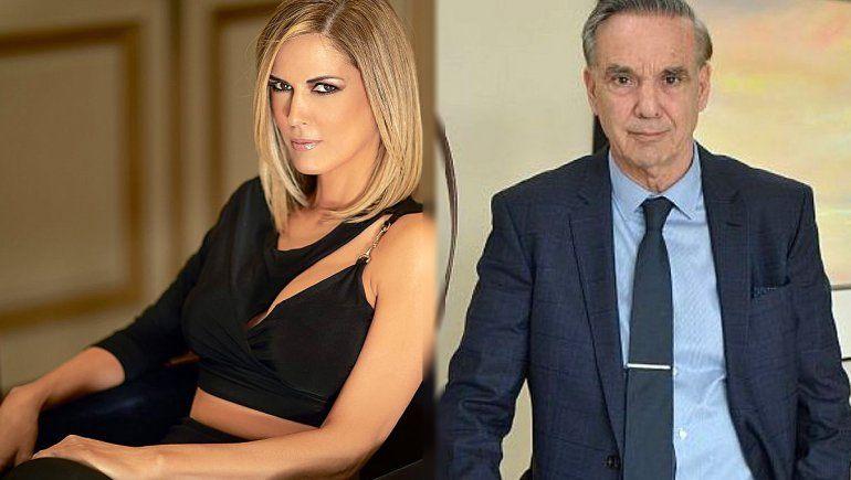 Pichetto contó que rechazó una propuesta amorosa de Viviana Canosa
