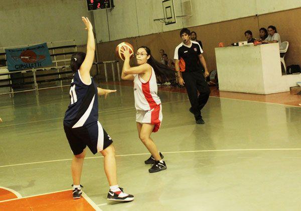 Se pone en marcha el Integración de básquet